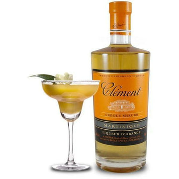 Rhum Clement Creole Shrubb Liqueur D' Orange