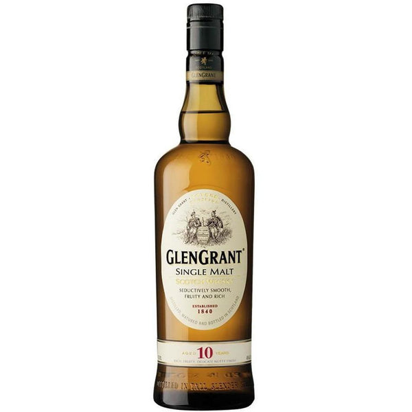 Glen Grant Scotch Single Malt 10 Year