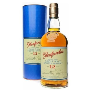 Glenfarclas Scotch Single Malt 12 Year