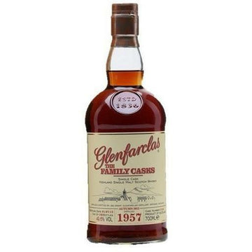 Glenfarclas The Family Casks 1957 #2110