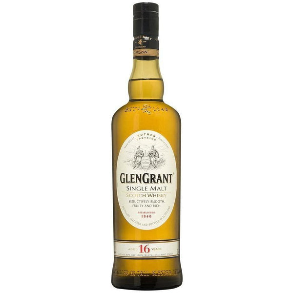 Glen Grant Scotch Single Malt 16 Year