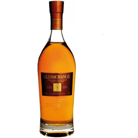 Glenmorangie Scotch Single Malt 18 Year