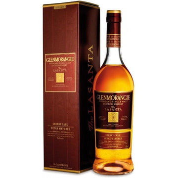 Glenmorangie Scotch Single Malt Lasanta