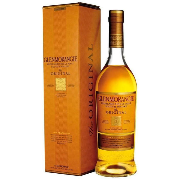 Glenmorangie Scotch Single Malt 10 Year The Original
