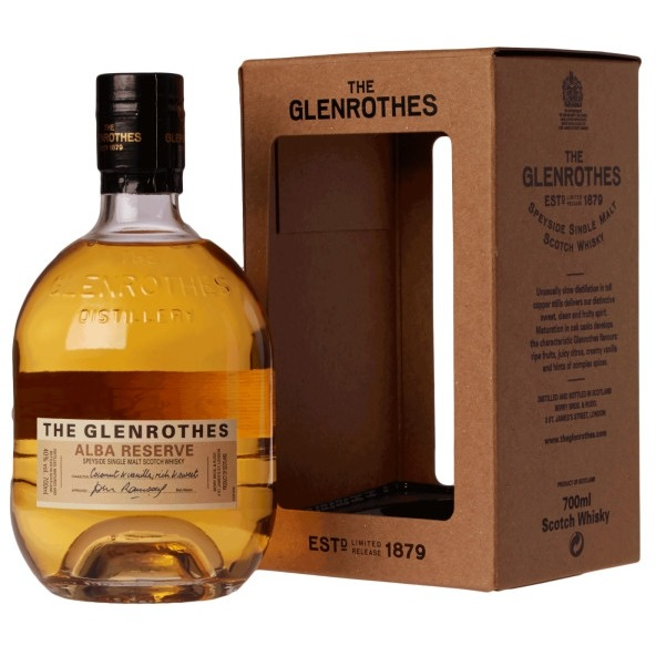 Glenrothes Single Malt Alba Reserve
