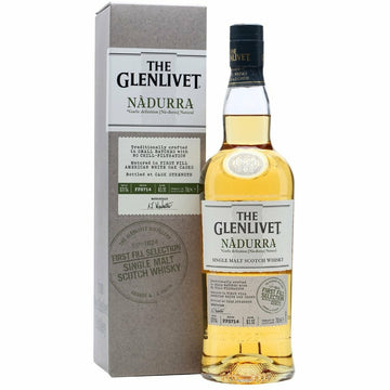 Glenlivet Scotch Single Malt 16 Year Nadurra