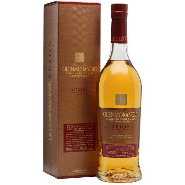 Glenmorangie Spios Single Malt Whisky 2018
