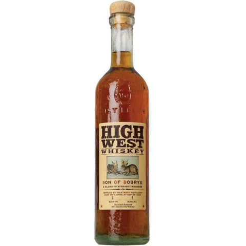 High West Son of Bourye Whiskey