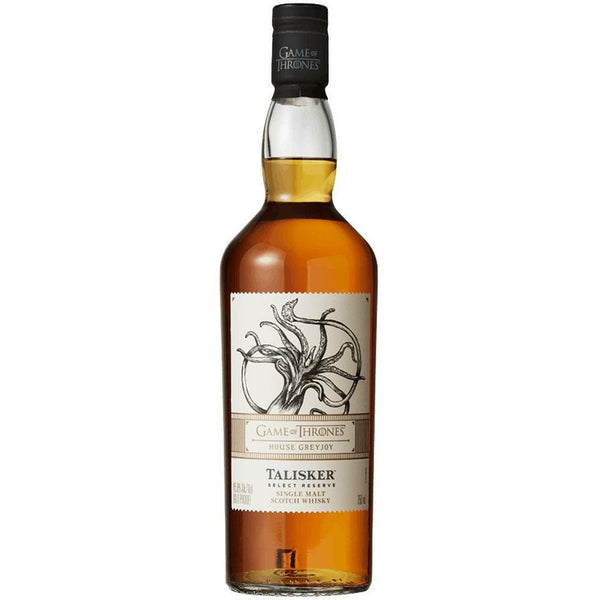 Talisker Select Reserve Game of Thrones - House Greyjoy