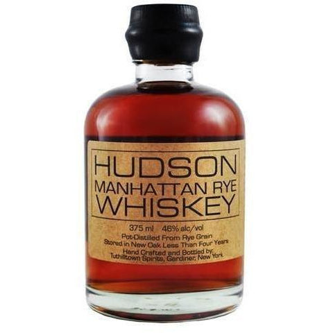 Hudson Manhattan Rye Whiskey (375ml)