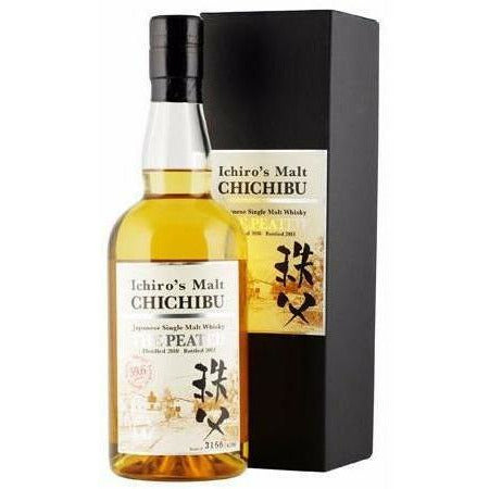 Ichiro's Malt Chichibu The Peated Japanese Single Malt Whisky