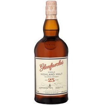 Glenfarclas Scotch Single Malt 25 Year