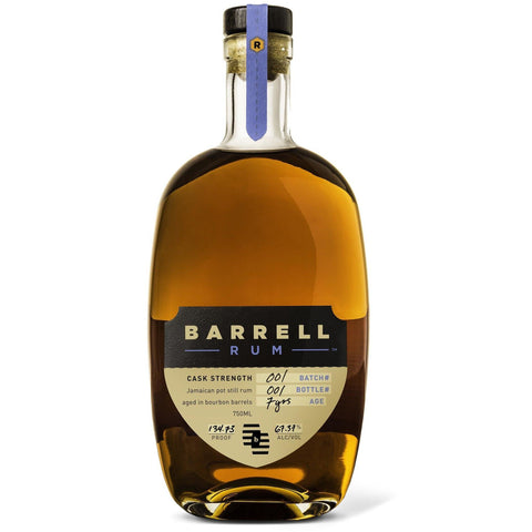 Barrell Rum Batch 001