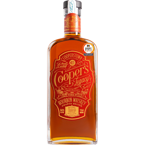 Cooper's Legacy New York State Bourbon