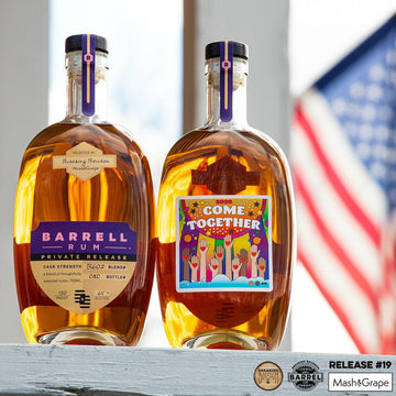 Breaking Bourbon x Barrell Single Barrel Rum