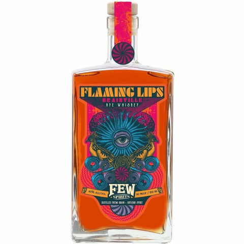 Few Flaming Lips Brainville Rye Whiskey