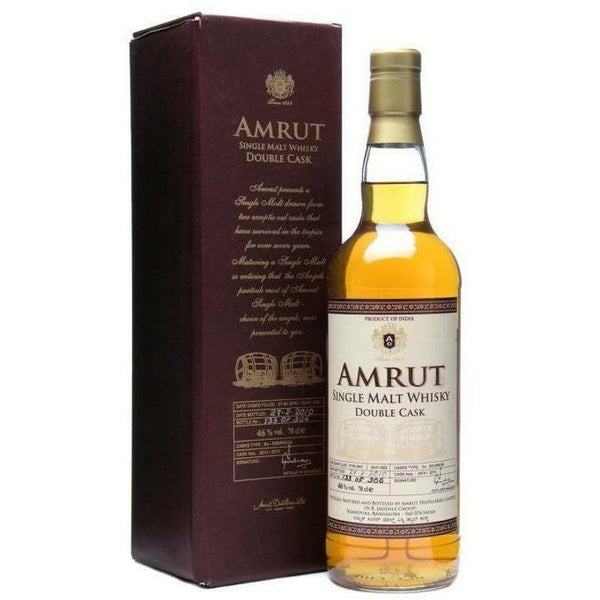Amrut Double Cask 7 Year Old