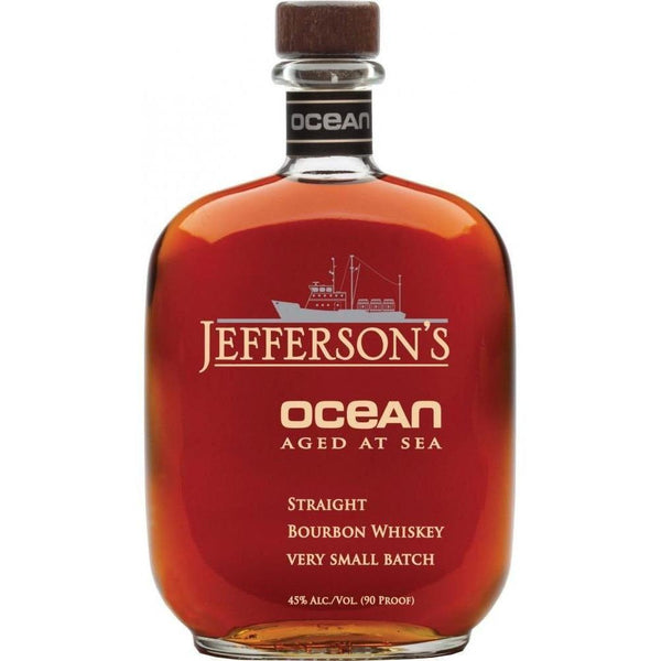 Jefferson's Ocean Aged At Sea Kentucky Straight Bourbon