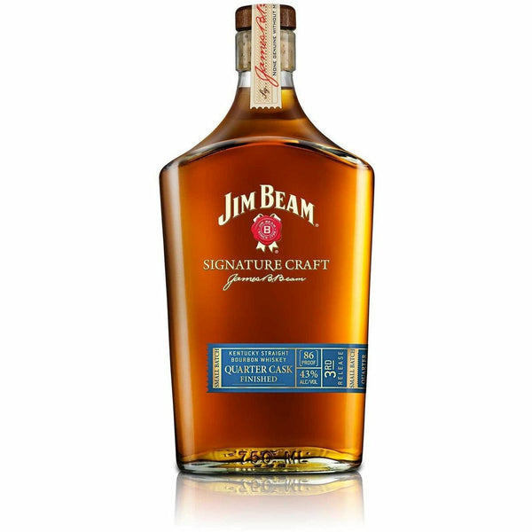 Jim Beam Bourbon Signature Craft Quarter Cask