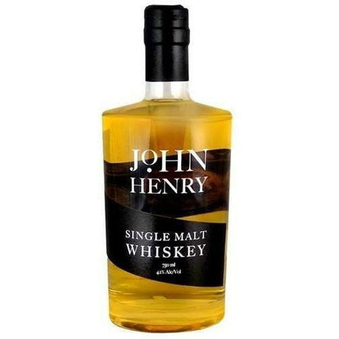 Harvest Spirits John Henry Single Malt Whiskey
