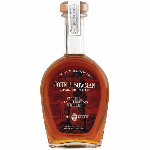 John J. Bowman Bourbon Single Barrel