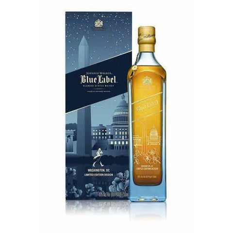 Johnnie Walker Blue New York Skyline Limited Edition