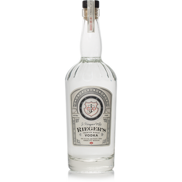 Rieger's Premium Wheat Vodka