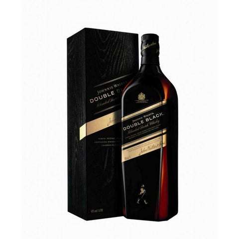 Johnnie Walker Scotch Double Black