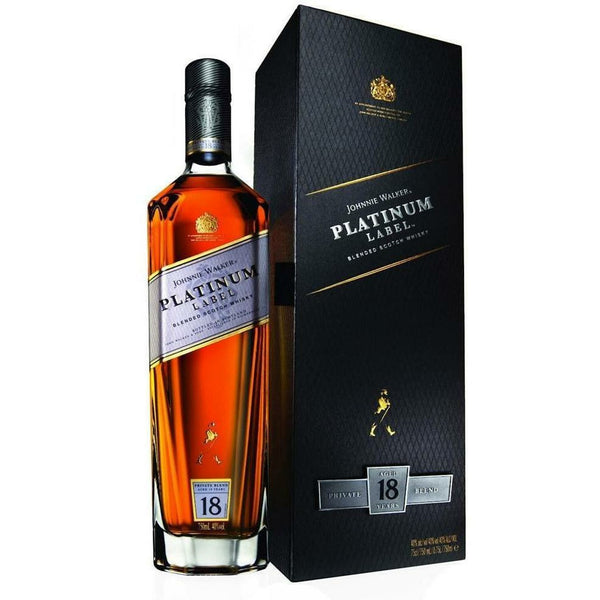 Johnnie Walker Scotch Platinum Label 18 Year (1 L)