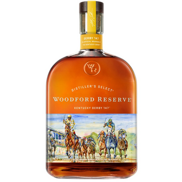 Woodford Reserve 2021 Kentucky Derby 147 Bottle