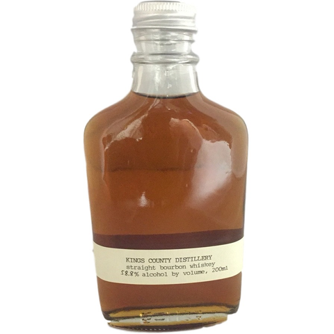 Kings County Cask Strength Bourbon Whiskey 200ml