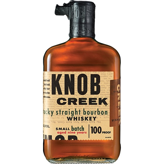 Knob Creek Bourbon 9Yr