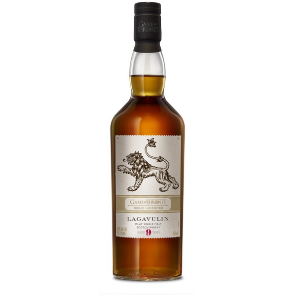Lagavulin 9-Year Game of Thrones - House Lannister