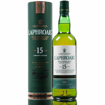 Laphroaig 15 Year 200th Anniversary Single Malt Scotch Whisky