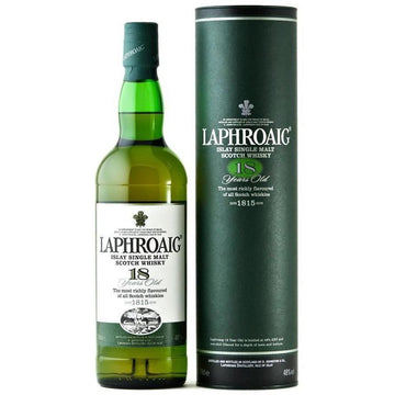Laphroaig Scotch Single Malt 18 Year