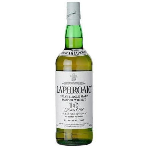 Laphroaig Scotch Single Malt 10 Year