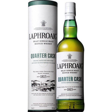 Laphroaig Scotch Single Malt Quarter Cask