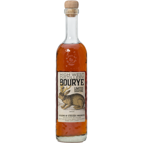 High West Bourye Limited Sighting 2018