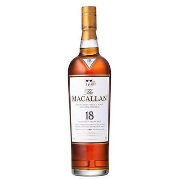 Macallan 18 Year Old Sherry Cask