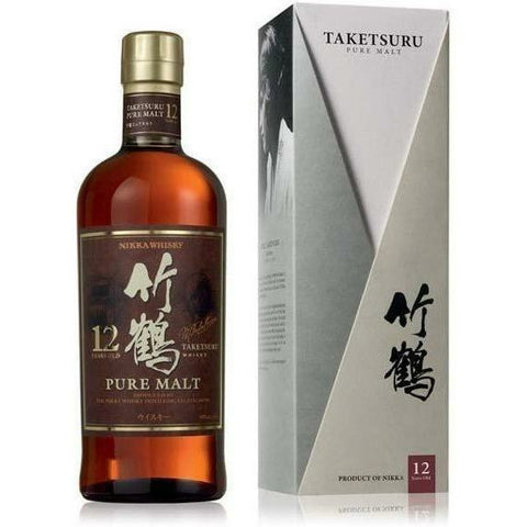 Nikka Pure Malt Taketsuru 12 Year