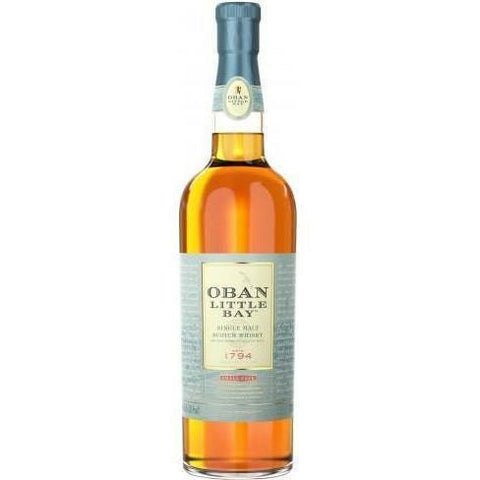Oban Little Bay Single Malt Scotch