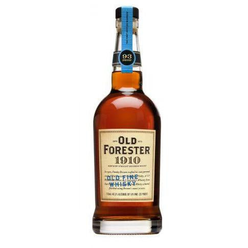 Old Forester Bourbon 1910 Old Fine
