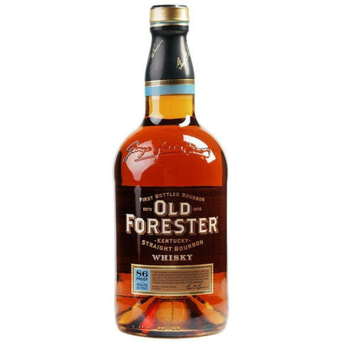 Old Forester Bourbon 86