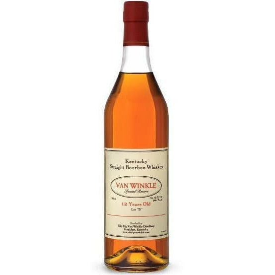 Van Winkle Special Reserve 12 Year Old Kentucky Straight Bourbon