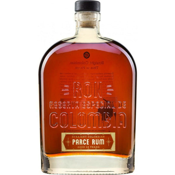 Parce 12 Year Old Straight Colombian Rum