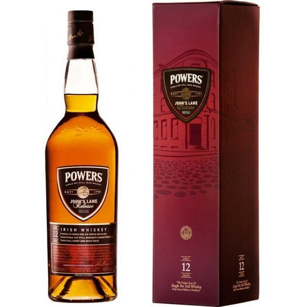 Powers John's Lane 12 Year Irish Whiskey