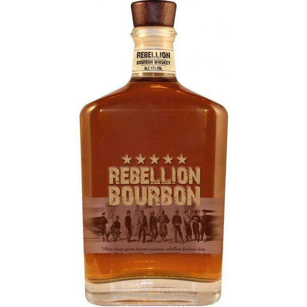 Rebellion Bourbon Whiskey