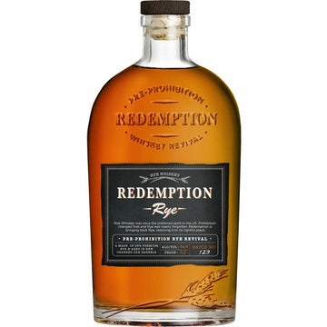 Redemption Rye Straight Rye Whiskey