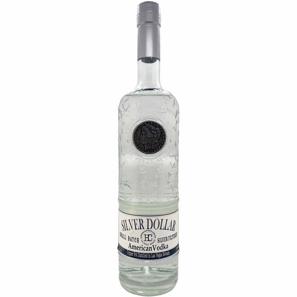 Silver Dollar American Vodka