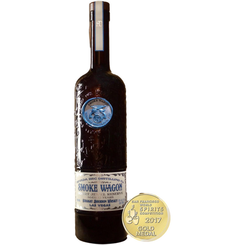 Smoke Wagon Desert Jewel Reserve 10 Year Bourbon
